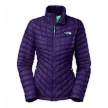Women's Thermoball Full Zip Jacket by The North Face in Keene Nh