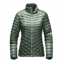 Women's Thermoball Fz Jacket by The North Face in Cleveland Tn