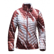 Women's Thermoball Full Zip Jacket by The North Face in Holland Mi