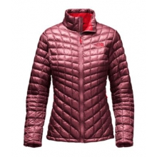 Women's Thermoball Fz Jacket by The North Face in Grand Rapids Mi