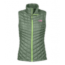 Women's Thermoball Vest by The North Face in Loveland Co