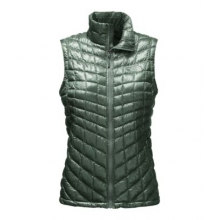 Women's Thermoball Vest by The North Face in Iowa City Ia