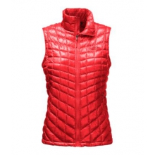 Women's Thermoball Vest by The North Face in Hendersonville Tn