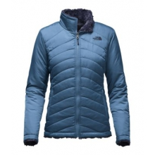 Women's Mossbud Swirl Reversible Jacket by The North Face in Naperville Il