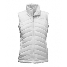 Women's Mossbud Swirl Reversible Vest by The North Face in Dawsonville Ga