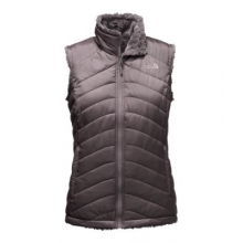 Women's Mossbud Swirl Reversible Vest by The North Face in Cleveland Tn