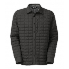 Men's Lost Coast Thermoball Shacket by The North Face in Park City Ut