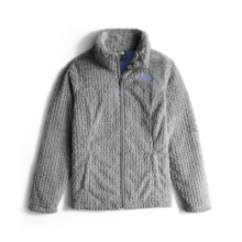 Girl's Laurel Fleece Full Zip by The North Face in Mansfield Ma