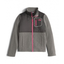 Girl's Glacier Track Jacket by The North Face in Okemos Mi