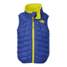 Toddler Boy's Thermoball Vest by The North Face in Tarzana Ca