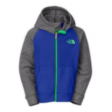 Toddler Boy's Glacier Full Zip Hoodie by The North Face in Okemos Mi