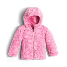 Todd Girl's Reversible Mossbud Swirl Jacket by The North Face in Wellesley Ma