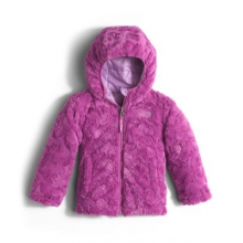 Todd Girl's Reversible Mossbud Swirl Jacket by The North Face in New York Ny