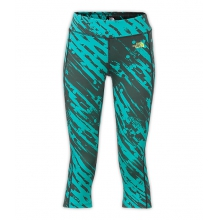 Women's Pulse Capri Tight by The North Face in Cody Wy