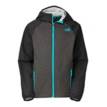 Boy's Canyonlands Track Hoodie by The North Face in Truckee Ca