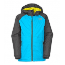 Boy's Insulated Allabout Jacket