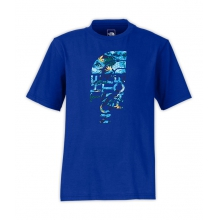 Boy's SS Graphic Tee by The North Face