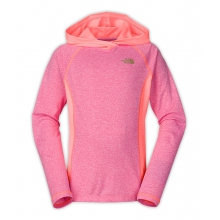 Girl's L/S Reactor Hoodie by The North Face