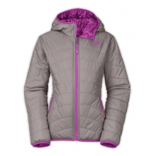 Girl's Reversible Perrito Peak Jacket by The North Face in Okemos Mi