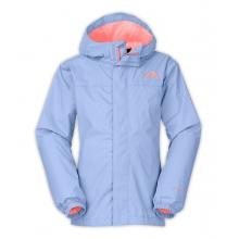 Girl's Zipline Rain Jacket by The North Face in Truckee Ca
