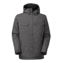 Men's Grays Harbor Insulated Parka by The North Face