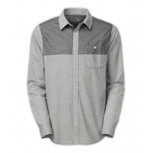 Men's L/S Block Me Shirt by The North Face
