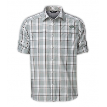 Men's L/S Traverse Plaid Shirt by The North Face