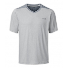 Men's Reactor Short Sleeve V-Neck by The North Face in Truckee Ca