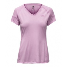 Women's Reactor V-Neck S/S by The North Face in Little Rock Ar