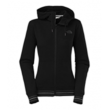 Women's Stretch Logo Full Zip Hoodie by The North Face in Truckee Ca