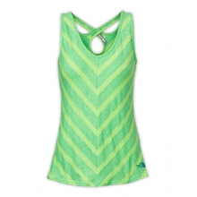 Women's Striped Breezeback Tank by The North Face in Wayne Pa