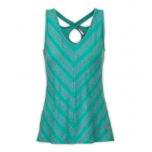 Women's Striped Breezeback Tank by The North Face in Fort Collins Co