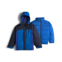 Boy's Boundary Triclimate Jacket by The North Face in Glen Mills Pa