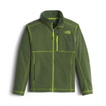 Boy's Cap Rock Full Zip by The North Face