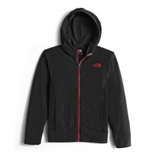 Boy's Glacier Full Zip Hoodie by The North Face