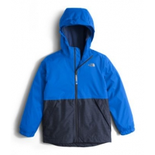 Boy's Warm Storm Jacket by The North Face in Corvallis Or