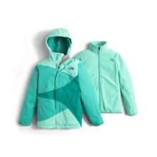 Girl's Mountain View Triclimate Jacket by The North Face