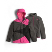 Girl's Mountain View Triclimate Jacket by The North Face in Truckee Ca