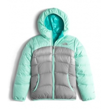 Girl's Reversible Moondoggy Jacket by The North Face in Branford Ct