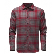 Men's L/S Approach Flannel by The North Face in Clinton Township Mi