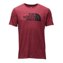 Men's S/S Half Dome Triblend Tee by The North Face