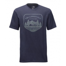 Men's S/S Np Patch Tee by The North Face in Cody Wy