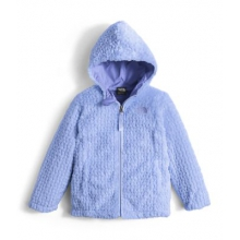 Todd Girl's Laurel Fleece Hoodie by The North Face