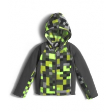 Toddler's Glacier Full Zip Hoodie by The North Face