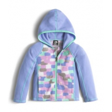 Toddler's Glacier Full Zip Hoodie by The North Face in Tuscaloosa Al