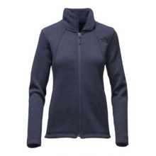 Women's Crescent Full Zip by The North Face in Peninsula Oh