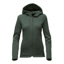 Women's Crescent Full Zip Hoodie by The North Face in Kalamazoo Mi