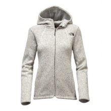 Women's Crescent Full Zip Hoodie by The North Face in Boston Ma