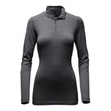 Women's L/S Go Seamless Wool 1/4 Zip by The North Face