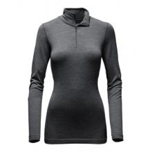 Women's L/S Go Seamless Wool 1/4 Zip